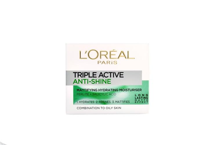 Triple Activeלוריאל פריז  מחיר 133.99 שח צילום מוטי פישביין Anti-Shine B...