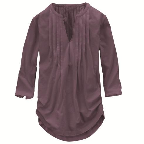 טימברלנד, חולצה סגולה ארוכה, 349 שח, צילום יחצ חול