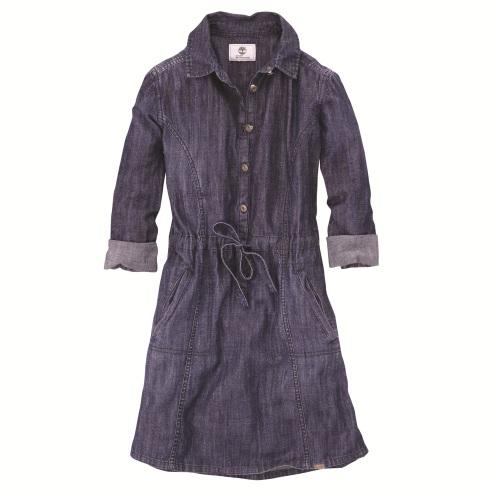 טימברלנד, שמלת ג'ינס, מחיר 599 שח, צילום יחצ חול