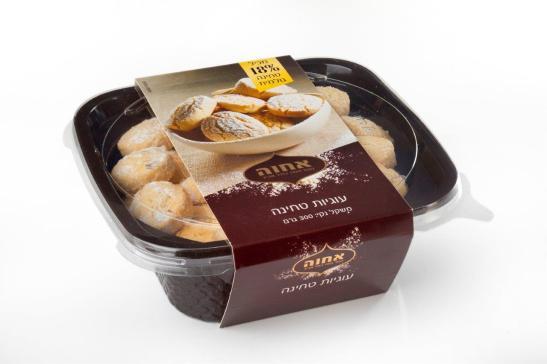 עוגיות טחינה אחוה