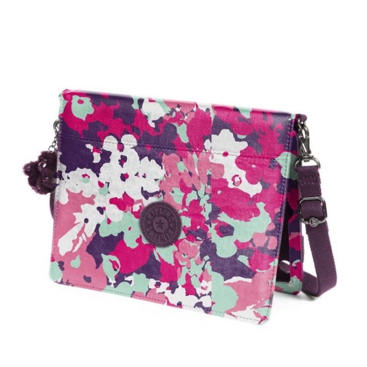 NEW DIGI TOUCH BAG - PRINT FLOWER תיק לאטבלט
