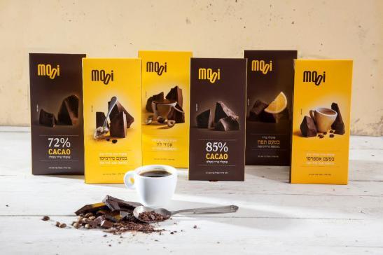 שוקולד מוי. צילום: דן לב