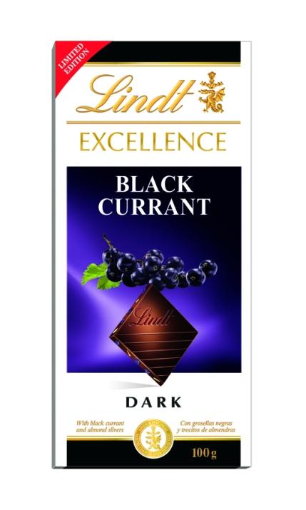לינדט אקסלנס דומדמניות שחורות 15 שח