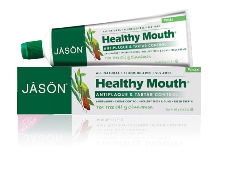 ג'יסון - משחת שיניים עץ התה-צילום ג'ייסון