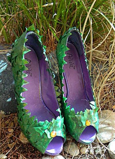 נעלי פיות מאתר ETSY
