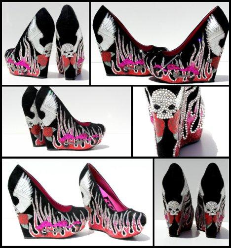 נעליים מאתר ETSY