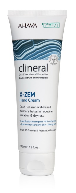 מסדרת קלינרל X-ZEM טבע ואהבה קרם ידיים