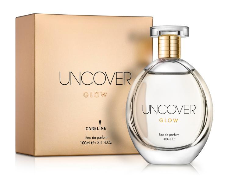 הבושם החדש לנשים מבית קרליין UNCOVER GLOW מחיר 250 שח ל 100 מל צילום מוטי פישביין (3) (Custom)