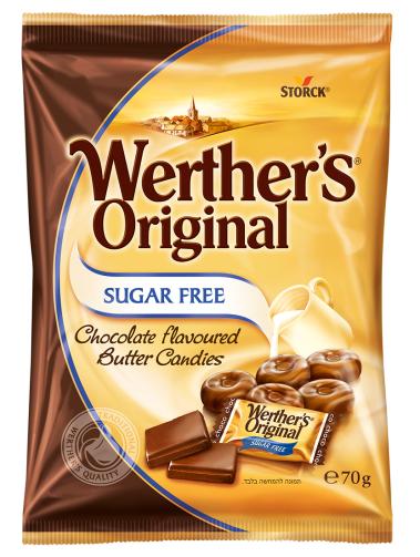 וורטר שוקולד ללא סוכר - צילום יחצ חול