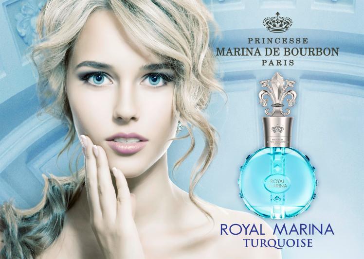 מרינה דה בורבון -  רויאל מרינה טורקיז 149שח ל 100מל + 99שח ל 50מל צילום יחצ מרינה דה בורבון (3)