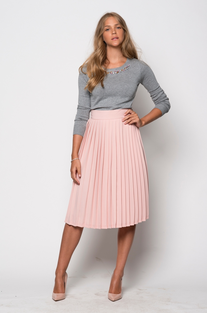 רשת האופנה זיפ סתיו חורף 2015-16 סריג 179 שח חצאית 179 שח צילום עידו לביא (53)