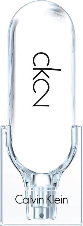 ck2- by Calvin Klein 50מל מחיר 199שח צילום יחצ