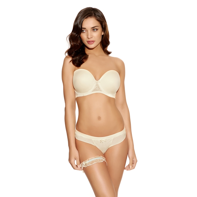 DECO-DARLING-IVORY-UNDERWIRED-MOULDED-STRAPLESS-BRA-1773-THONG-1777-GARTER-1771-F