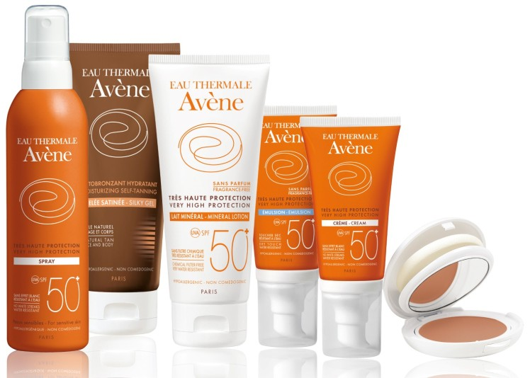 Avene סדרת מוצרי שמש מתחשבת בסביבה צילום יחצ (Large)