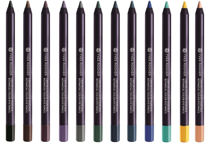 Crayon Couleur Vegetale 01. Noir Ebene